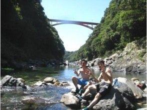 プランの魅力 夏には泳ぐこともできます! の画像