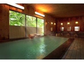 プランの魅力 Five senses hot water tsuruya and large communal bath の画像