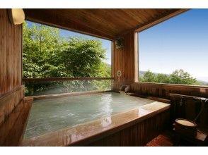 プランの魅力 You can also use our 4 private baths for half the price! の画像