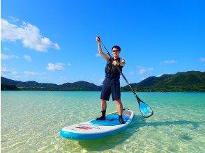 プランの魅力 可選的Kabira Bay SUP /獨木舟 の画像