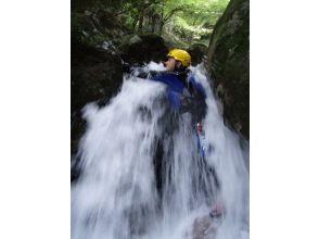 プランの魅力 滝飛沫を直登 の画像