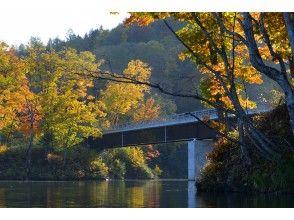 プランの魅力 これからの時期、水上からは美しい紅葉が楽しめることも。 の画像
