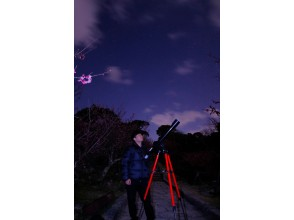 プランの魅力 Observed with a telescope の画像