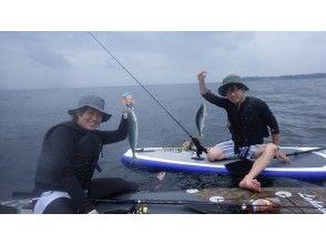 プランの魅力 Experience SUP and SUP fishing at the same time! の画像