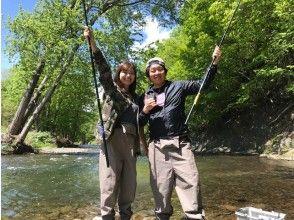 プランの魅力 自然の中で釣りを楽しもう♪ の画像