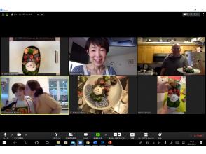 プランの魅力 Online Cooking Class の画像