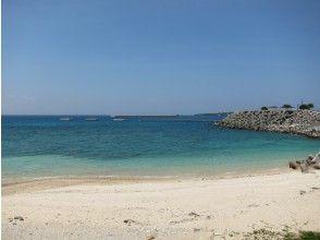 プランの魅力 모래 해변에서 즐길 수 있습니다 の画像
