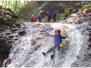 プランの魅力 滝滑り!ウォータースライダー の画像