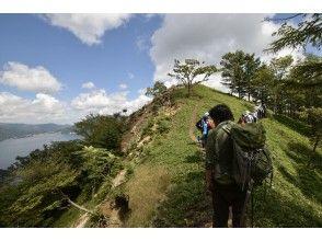 プランの魅力 よく整備された登山道がコースです。 の画像