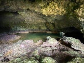 プランの魅力 Natural cave exploration! の画像