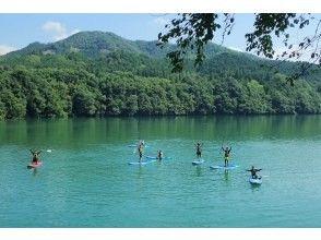 プランの魅力 近くの避暑地、川辺ダム湖 の画像