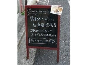 プランの魅力 Insect food specialty store の画像