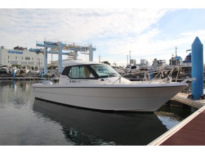 プランの魅力 New boat service will start in November 2020! Comfortable ship equipment の画像