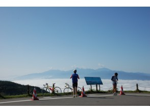 プランの魅力 On the day of the big hit, there is also a sea of clouds! の画像