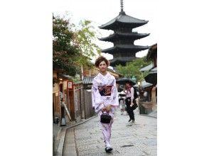 プランの魅力 If you want to take a picture of Yasaka Tower and the city of Kyoto together, click here ♪ の画像