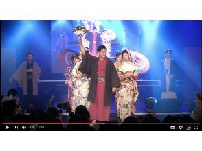 プランの魅力 Not only in Japan but also at overseas fashion shows の画像