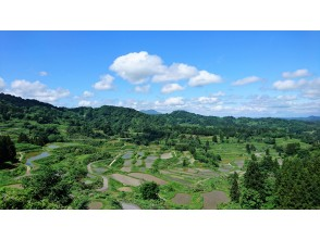 プランの魅力 Rice terraces at Hoshitoge, one of the most famous rice terraces in Japan の画像