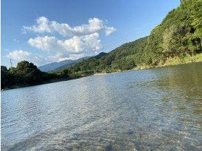 """プランの魅力 Pack craft tour in the clear stream """"Kawabe River"""" の画像"""