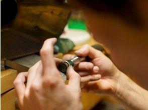 プランの魅力 職人仕上げとサポートで上品できれいな指輪に仕上がります。 の画像