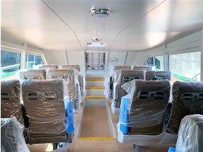 プランの魅力 リクライニングお座席完備 の画像