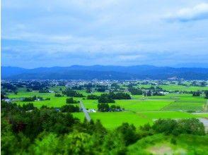 プランの魅力 「日本で最も美しい村連合」に加盟 飯豊町散居集落を展望 の画像