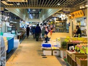 プランの魅力 Why don't you look for fresh seafood at Tsukiji Market? の画像