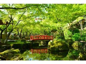 プランの魅力 日本庭園 の画像