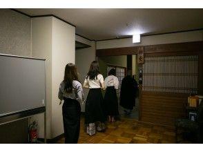 プランの魅力 禅堂入り口 の画像