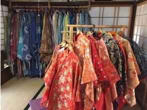 プランの魅力 You can choose from a wide variety of costumes. の画像