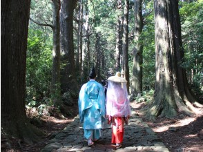 プランの魅力 Wear Heian period costumes and tour the World Heritage Sites. の画像