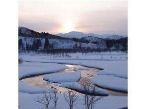 プランの魅力 豪雪地帯だからみれる雪の景観 の画像