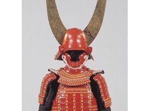 プランの魅力 井伊家13代当主・直弼の甲冑 の画像