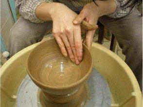 プランの魅力 Make a potter's wheel with the instructor の画像