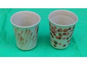 プランの魅力 手びねりで湯飲みや茶わんを作れます の画像