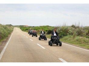 プランの魅力 화제의 4 륜 오토바이 の画像