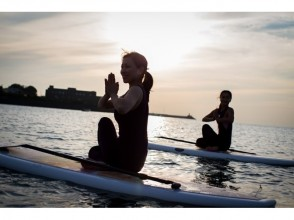 【Shonan · Zushi】 It is safe because it is a small group system. Explanation image of charm of stand-up paddle board experience (half day course)
