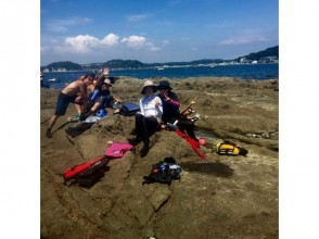 【Shonan / Zushi】 Let's go for a sea kayaking and go eat seafood. Description image of charm with lunch