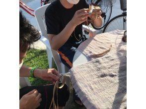 プランの魅力 癒しな草編み体験ですです。 の画像