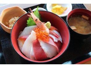 プランの魅力 If you want to eat in Ishinomaki, seafood bowl! の画像