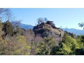 プランの魅力 苗木城跡① の画像