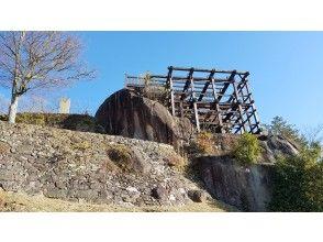 プランの魅力 苗木城跡⑤ の画像