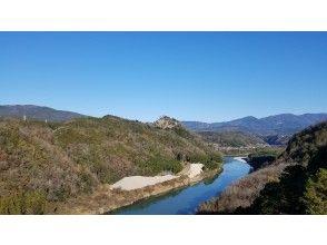 プランの魅力 苗木城跡からみる木曽川風景 の画像