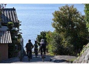 プランの魅力 美しい別府湾の景観、城下町の町並みなどを楽しめるコース の画像