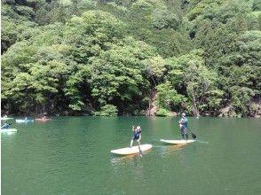 プランの魅力 広く穏やかな湖面で初心者も安心! の画像