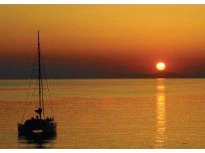 プランの魅力 Sunset at the southernmost tip of Okinawa の画像