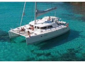 プランの魅力 Sky & Sea 50ft catamaran の画像