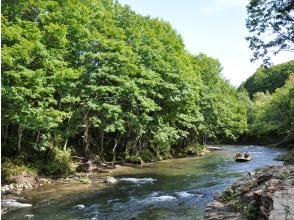 プランの魅力 自然豊かな「シーソラプチ川」。景色もみどころの1つです。 の画像