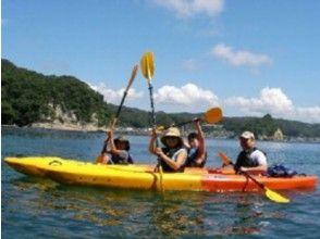 プランの魅力 Kayaking experience in the beautiful sea ♪ の画像
