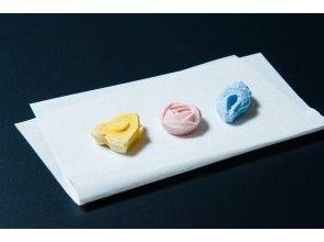 プランの魅力 お干菓子 の画像