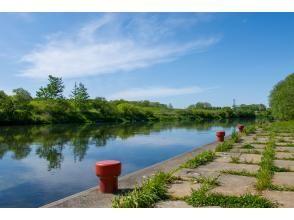 プランの魅力 它配备了一个在清澈的溪流中保持的着陆区。 の画像